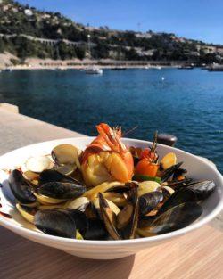 restaurant a Villefranche-sur-Mer-cuisine mediterraneenne Saint-Jean-Cap-Ferrat-repas de groupe Nice-specialites niçoises Beaulieu-sur-Mer-restaurant de fruits de mer Villefranche-sur-Mer